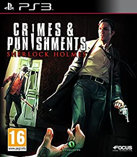 Sherlock Holmes : Crimes and punishments (B00HVTPVTI) | Amazon price tracker / tracking, Amazon price history charts, Amazon price watches, Amazon price drop alerts