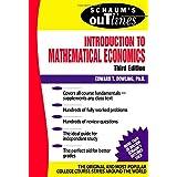 Schaum's Outline Introduction to Mathematical Economics (Schaum's Outlines)