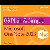 Microsoft OneNote 2013 Plain & Simple
