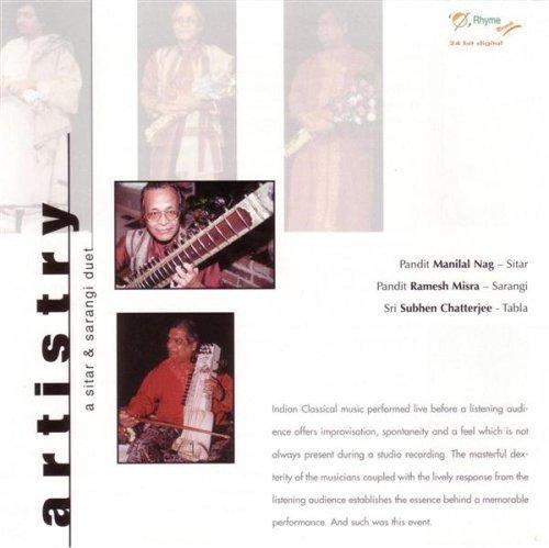 Artistry, a Sitar &Sarangi Duet