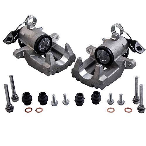 maXpeedingrods Bremssattel für A3 TT Golf Hinten Links + Rechts J0615423 1J0615424