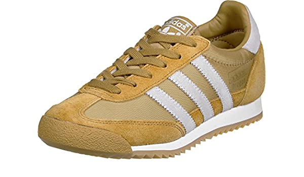 promo code cbf94 440fc adidas Dragon OG Scarpa mesa white  Amazon.it  Scarpe e borse