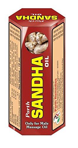 Power Sandha Oil Action for Men 15ml (Pack of 2)