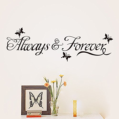 always-forever-papillon-sticker-mural-amovible-en-vinyle-203-x-61-cm