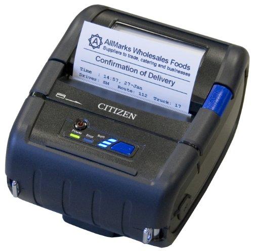 Citizen CMP-30 WLAN Térmica directa Impresora portátil 203 x 203DPI - Terminal de punto de venta (Térmica directa, Impresora portátil, 4 ips, 100 mm/s, 203 x 203 DPI, 7,2 cm)