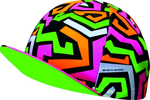 ВЕЛОСИПЕД CAP EKEKO LABERINTO COLOURES FLUO