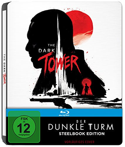 Der dunkle Turm (Steelbook) [Blu-ray] [Limited Edition]