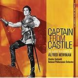 Classic Film Scores: Captain From Castile