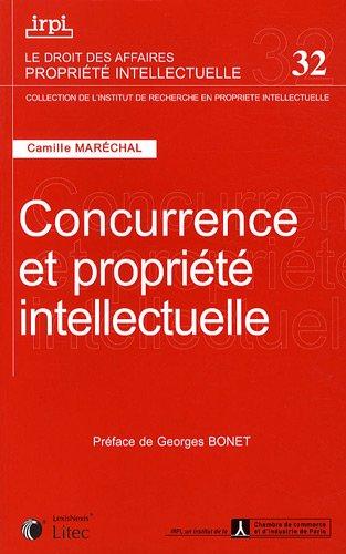 Concurrence et propriété intellectuelle