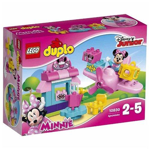 Lego 10830 Duplo Minnies Café, Kinderspielzeug mit großen Bausteine