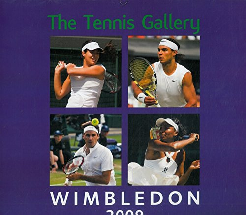 The Tennis Gallery. Wimbledon 2009. par N.A. -