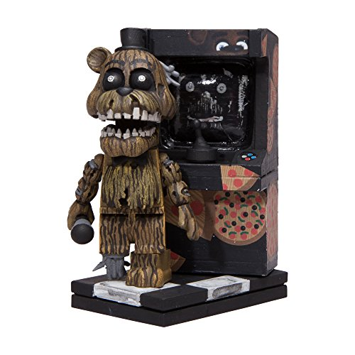Five Nights At Freddy's Construction Set Arcade Cabinet Micro Set Five Night At Freddys 3