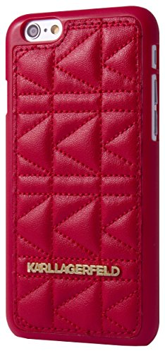 karl-lagerfeld-carcasa-rigida-para-iphone-6-acolchado-rojo
