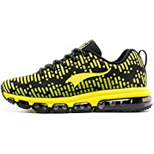 Onemix Air Sneakers Zapatos para Correr Hombre Mujer Deportes Zapatillas de Running Sports Shoes