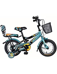 """Vaux Bicycle for Kids- Vaux Super 12T Kids Bicycle for Boys, Ideal for Cyclist with Height (2'8"""" - 3'3"""")"""