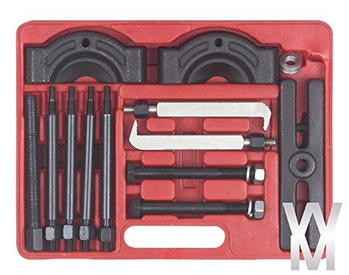 14pc Getriebe Nabe Lager Abzieher Seperator Splitter Kit Workshop Werkzeug Set 14 Stück -