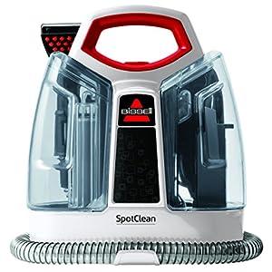 BISSELL 3698N SpotClean Flecken-Reinigungsgerät für Teppiche und Polster, tragbar (330W - 2.5L)