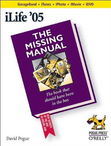 iLife 05: The Missing Manual 05 Ipod