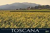 Toscana 2015: PhotoArt Panorama Kalender -