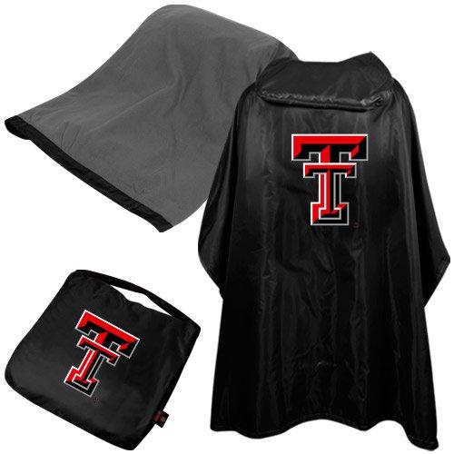 NCAA Texas Tech 3in 1Regen Poncho - Raiders Coleman