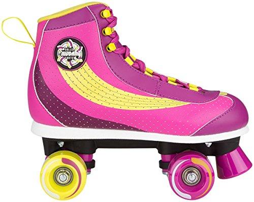 Nijdam Rollerskates, Rollschuhe, Roller Skates SUGAR Gr.34-40 ABEC 3