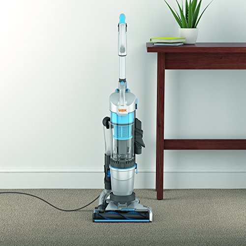 Vax U84-AL-Pe Air Lift Steerable Pet Vacuum Cleaner – Silver/Blue