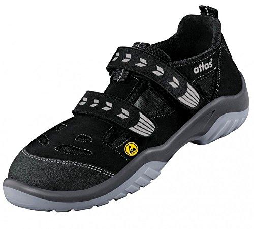 Atlas chaussures de sécurité eSD s1 tX 360 anthracite/noir