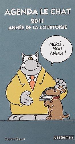 Mini agenda le chat 2011