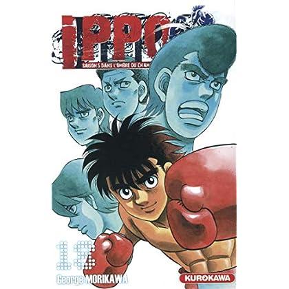 Ippo - saison 5, Dans l'ombre du champion - tome 18 (18)