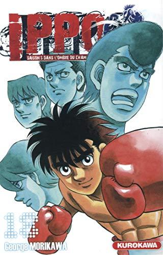 Ippo - saison 5, Dans l'ombre du champion - tome 18 (18) par George MORIKAWA