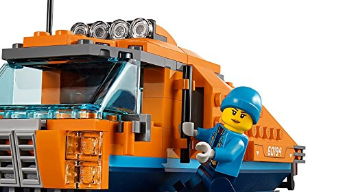 Lego City Arktis-erkundungstruck 60194 Kinderspielzeug