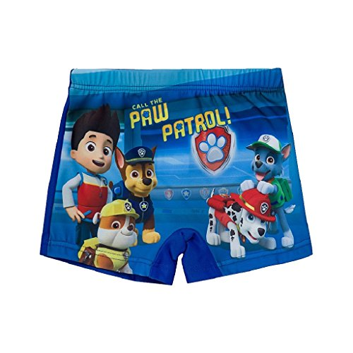 Marshall Paw Patrol Kids Boys and Girls Licensed Merchandise PAW Patrol Swimming Shorts/Trunks