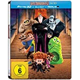 Hotel Transsilvanien 2 Blu-ray - 3D+2D Version 2 Disc Steelbook Lenticular