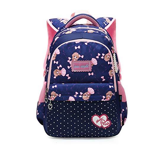 Schultaschen für Mädchen Rucksack Kinder Rucksack Grundschule Rucksack Schüler Rucksack Mädchen Reiserucksack Bookbag für Mädchen