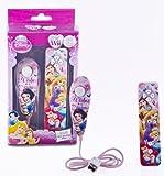 Indeca Wii Princess - Volante/mando (Gamepad, Wii, Analogue / Digital, Inalámbrico, Multi)