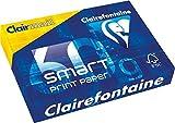 Clairefontaine Kopierpapier 'smart paper'/192900C A4 weiß 60g Inhalt 500 Blatt