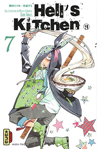 Hell's Kitchen Edition simple Tome 7