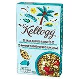 Kellogg's Crunchy Muesli sans Sucres Ajoutés Amandes/Noix 400 g
