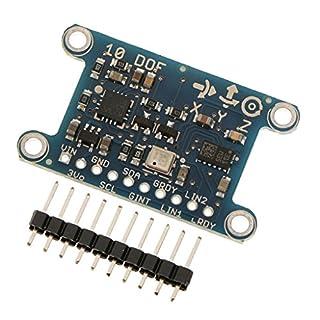 Sharplace Module -10DOF LSM303D L3GD20 BMP180, Accelerometre Module