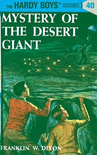 Hardy Boys 40: Mystery of the Desert Giant (The Hardy Boys) (English Edition)
