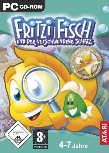 Preisvergleich Produktbild Fritzi Fisch und der verschwundene Schatz