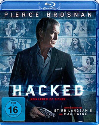 Hacked - Kein Leben ist sicher [Blu-ray]