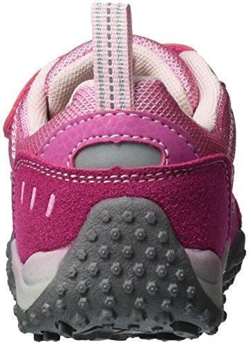 Indigo 442 187 Mädchen Low-Top Pink (Fuchsia)