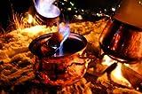'Coppergarden' Feuerzangenbowle ? Feuerzange aus blankem Kupfer ? universell passend zu allen Töpfen Test
