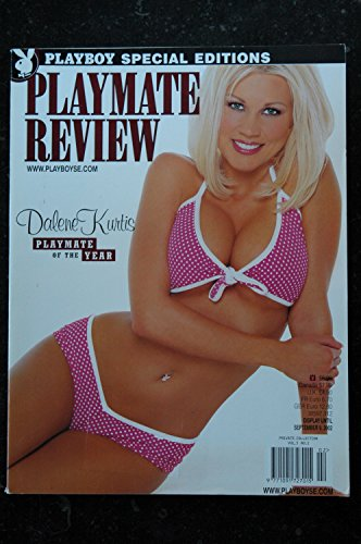 PLAYBOY'S PLAYMATE REVIEW 2002 07 Dalene Kurtis