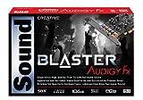 Creative-Sound-Blaster-Audigy-FX-PCIe-Soundkarte-SBX-Pro-Studio-51-Surround-Sound-leistungsstarker-Kopfhrerverstrker