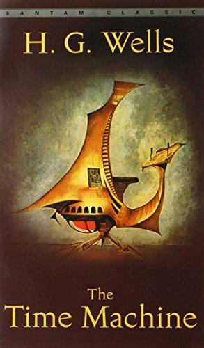 Buchseite und Rezensionen zu 'The Time Machine (Bantam Classics)' von H.G. Wells