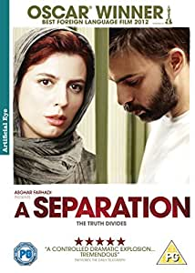 A Separation [DVD] [2011]