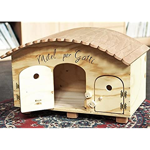 Novità Blitzen, Camping Motel WP Outdoor, cuccia per gatti, 3/4 posti