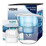 VIOMI 3.5L Caraffa Filtranti e Filtro Super Intelligent Filter Standard Versione